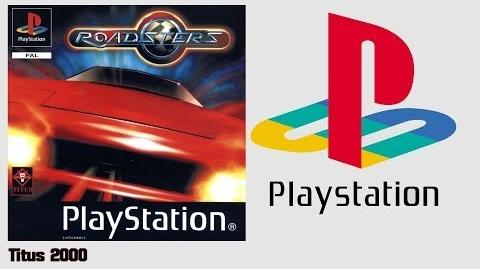Roadsters - (PSX) Gameplay