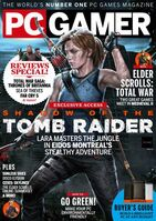 PC Gamer Issue 318