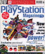 The Official PlayStation Magazine Issue 1