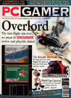 PC Gamer Issue 8