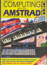 Computing with the Amstrad Issue 30