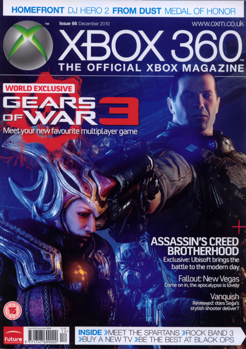 Xbox 360: The Official Xbox Magazine Issue 66 | Magazines