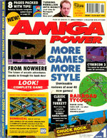 Amiga Power Issue 1