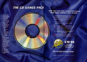 CD Games Pack