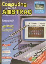 Computing with the Amstrad Issue 10