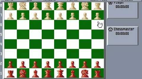 Chessmaster 3000 - Gameplay (PC)