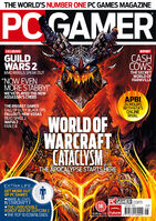 PC Gamer Issue 216