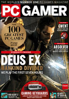 PC Gamer Issue 295