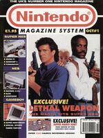 Nintendo Magazine System Issue 1