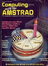 Computing with the Amstrad Issue 13