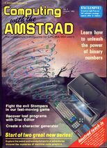 Computing with the Amstrad Issue 8