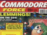 Commodore Force Issue 1