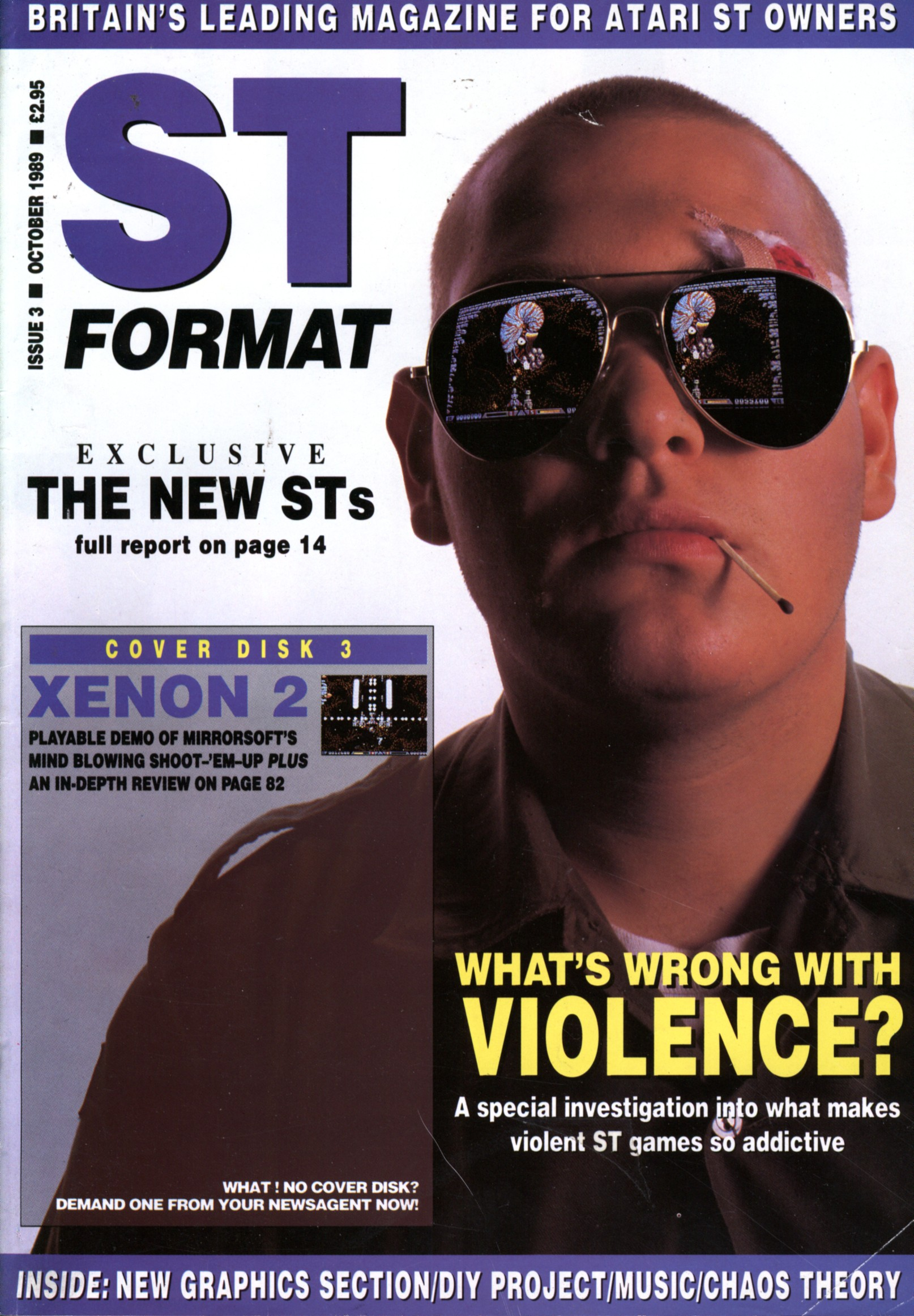 ST Format Issue 3 | Magazines from the Past Wiki | FANDOM