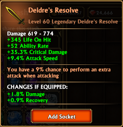 Deidre Resolve