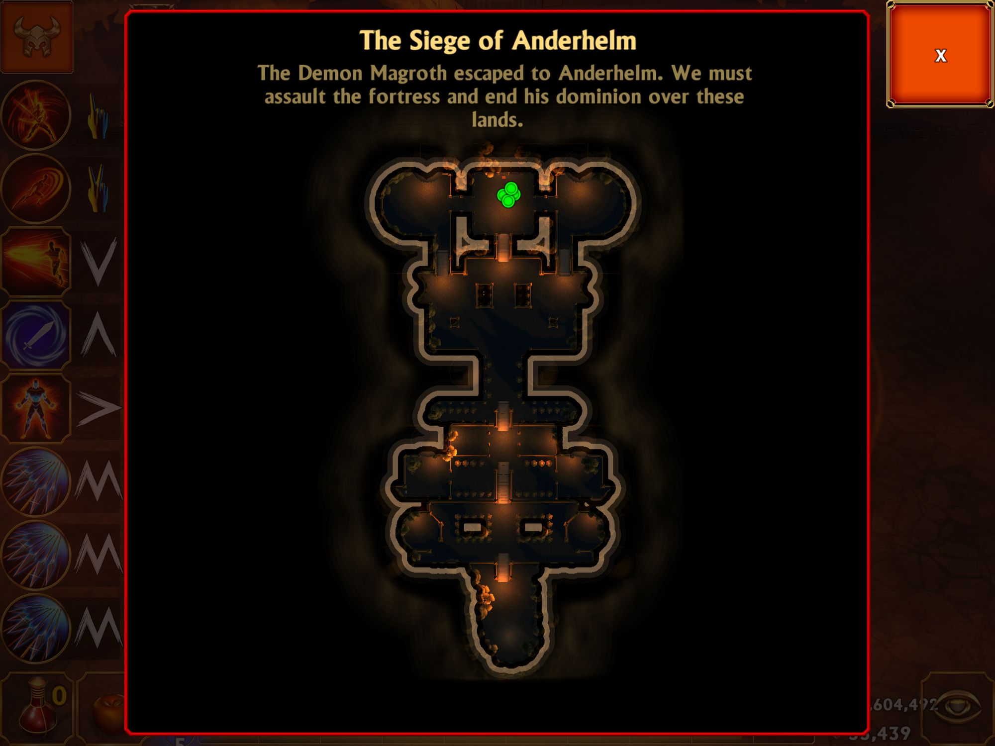 Level 11 - The Siege of Anderhelm | Mage & Minions Wikia