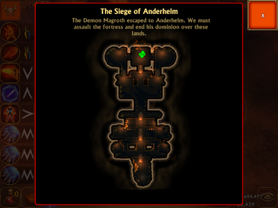 Level 11 - The Siege of Anderhelm | Mage & Minions Wikia | FANDOM