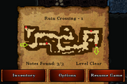 Ruin Crossing - Bronze (notes)
