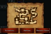 Ruin crossing 3 master secret