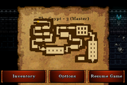 Crypt 3 master secret