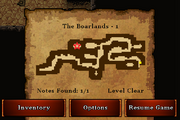 Secret Achievement - Cave Painting Location