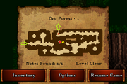 Orc Forest - Bronze (notes)