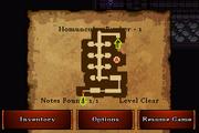 Homunculus Bunker - Bronze (notes)