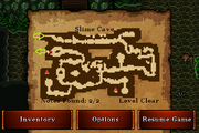 Slime Cave - Gold (notes)