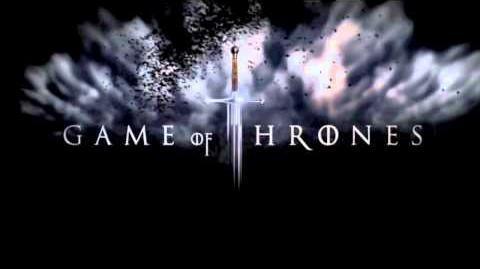 01 Game of Thrones - Main Title
