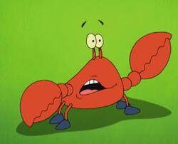 Sidestep Crab