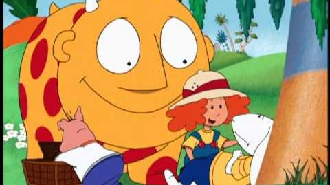 "Maggie and the Ferocious Beast - ""The Big Carrot"""
