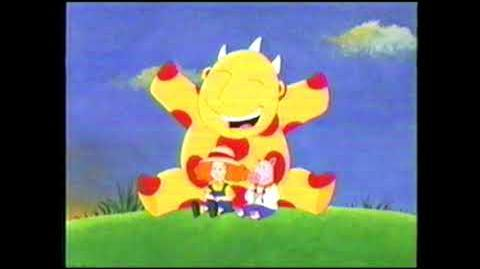Maggie and the Ferocious Beast Song for a Sunset