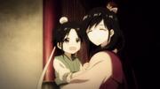 Hakuryuu y Gyokuen