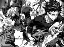 Marco Perfil SnS Manga