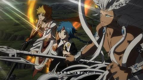 "Magi The Kingdom of Magic Opening 2 - ""Hikari"" by ViViD"