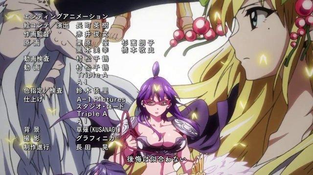 Magi - The Kingdom of Magic ED 2 Full HD