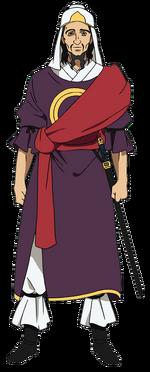 Ryosai.vorgestellter.charakter