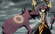 Agares Equipo Djinn anime