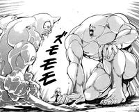 King Slime vs Ugo