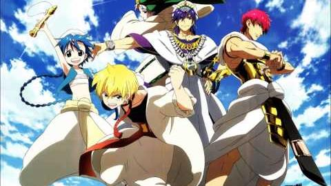 Magi the labyrinth of magic opening 1 full