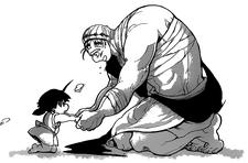 Darius thanking Sin