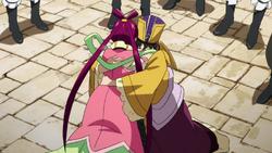 Koubun and Kougyoku