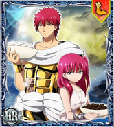 Masrur and Morgiana card HR