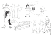 Alibaba and Aladdin's clothing