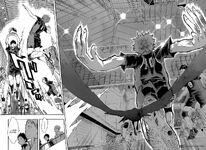 Marco Perfil Haikyuu Manga