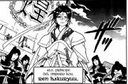 Hakuryuu llega a Sindria