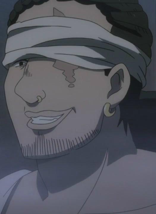 Hassan anime