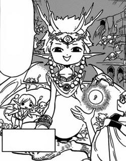 Zepar Manga