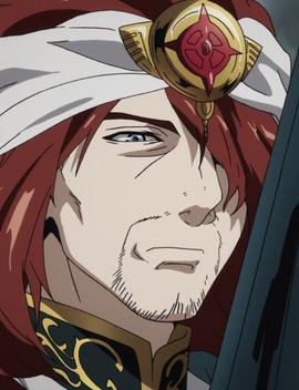 Darius Leoxses Anime
