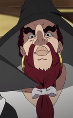 Pinocchio anime