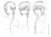 Judar's hair design